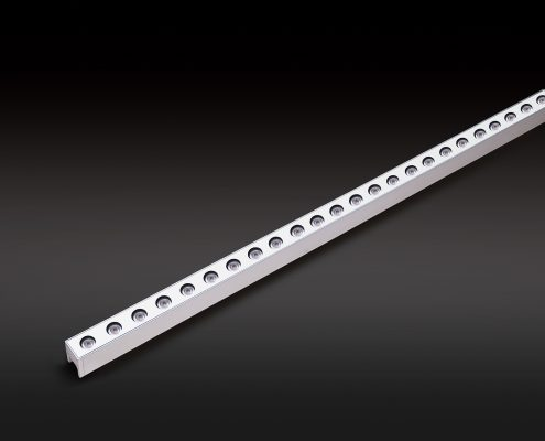 Linear Wall Wash Mini Groove Recessed LL-2840 18-30W Indoor or Outdoor Lineart Lighting