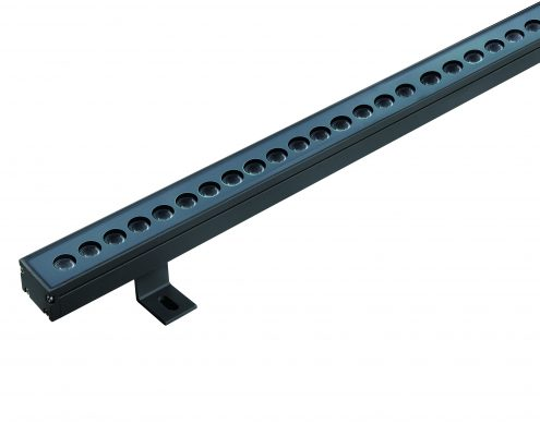RGBW DMX512 Programmable Linear LED Wall Washe LL-5680 36-72W DC24V
