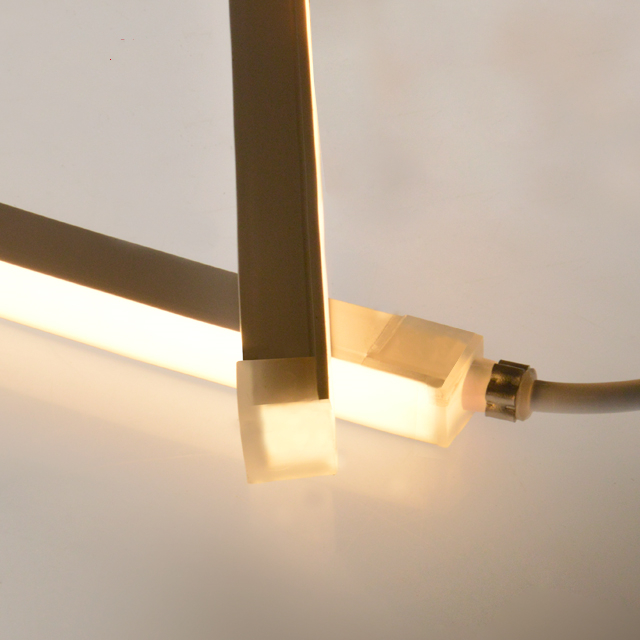 Lineart Lighting Top Bending Neon Flex LED Rope Light Top1616 1616mm