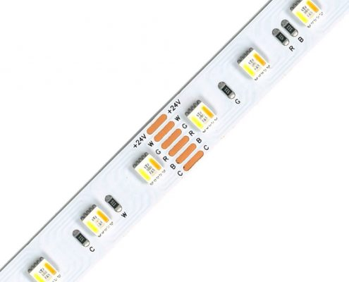 rgbwA flex strip-5 in 1 led tape light Lineart Lighting