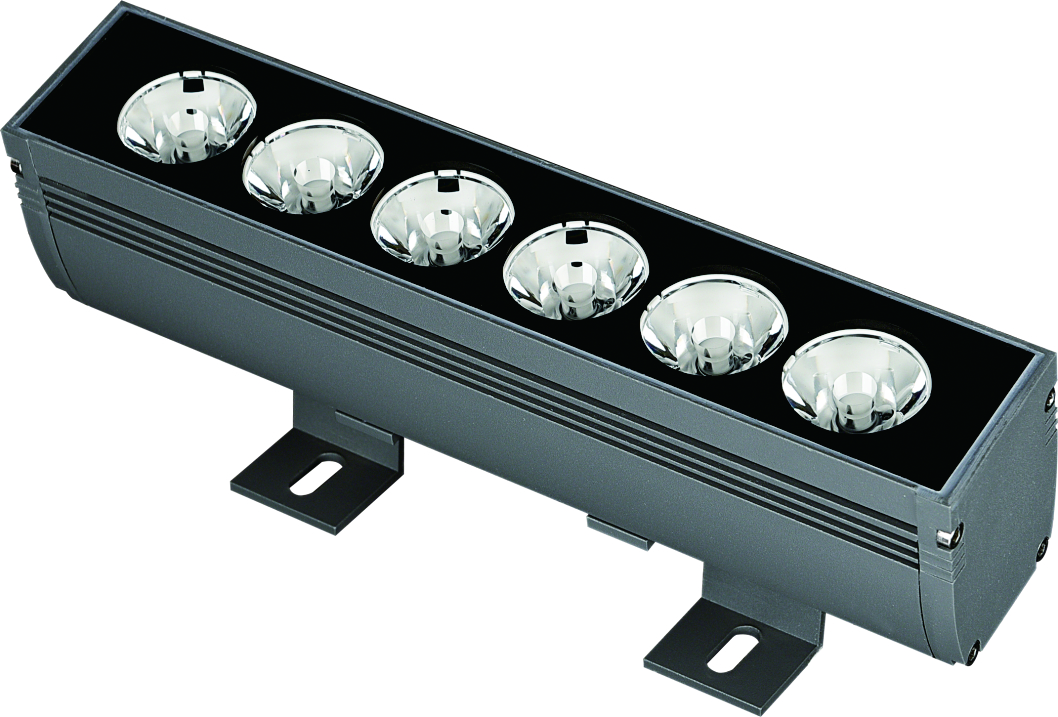 Narrow Beam 3° Degree Linear LED Wall Graze Light 1-4Feet/0.3-1M LL-55117 AC100-277V
