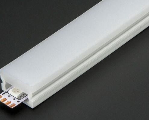 Lineart Lighting flexible sillicon tube for LED neon flexible strip Channel