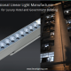 LED Linear Grazing Light Accent Beam LL-80169 50-100W Lineart Lighting