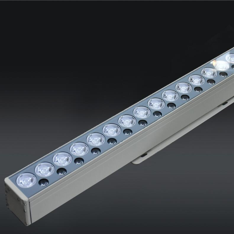 Lineart Lighting LED linear wall grazer