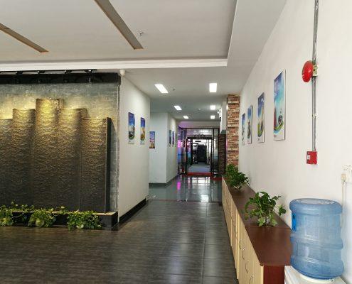 Bureau d'éclairage Lineart