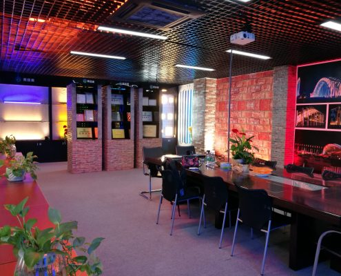 """Lineart Lighting Show Room"""
