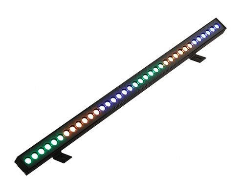 DNX 512 programable Linear LED wall washer light lineart lighting