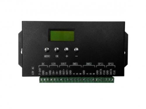 2 Ports Off-Line DMX512 Controller